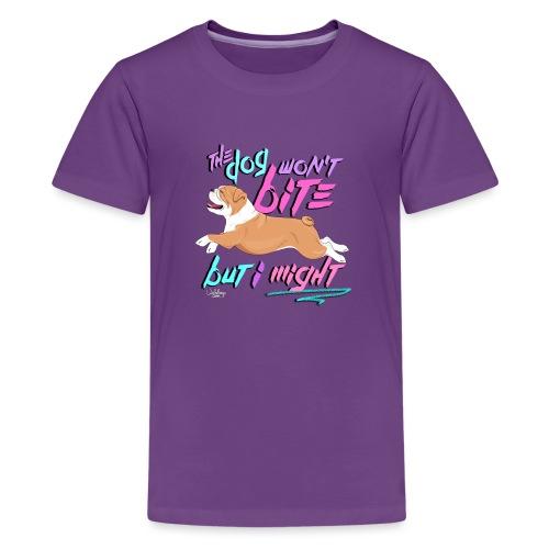 ebbite6 - Teenage Premium T-Shirt