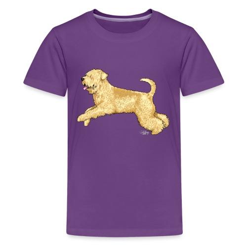 vehnisvain - Teenage Premium T-Shirt