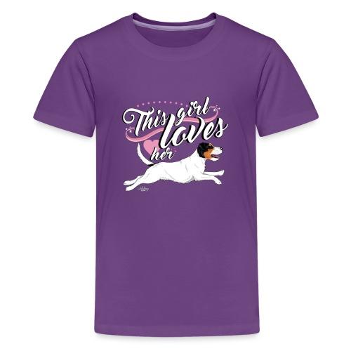 parsongirl - Teenage Premium T-Shirt