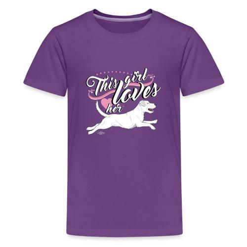 parsongirl4 - Teenage Premium T-Shirt