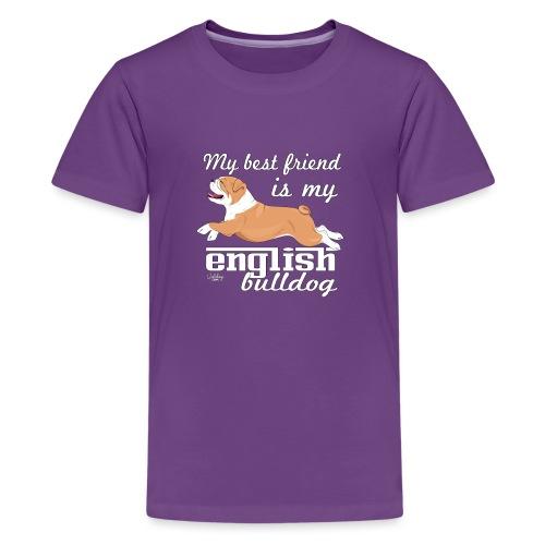 ebbestfriend - Teenage Premium T-Shirt