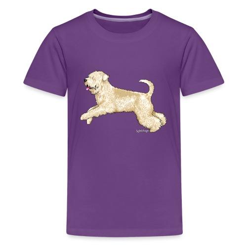 Soft Coated wheaten Terrier - Teenage Premium T-Shirt