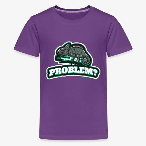Problem Chame - Teinien premium t-paita