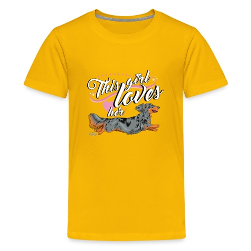pitkisgirl - Teenage Premium T-Shirt