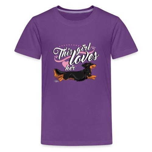 pitkisgirl3 - Teenage Premium T-Shirt