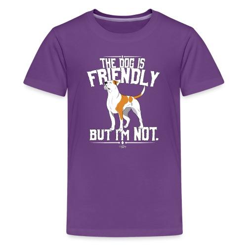 ABfriendly - Teenage Premium T-Shirt