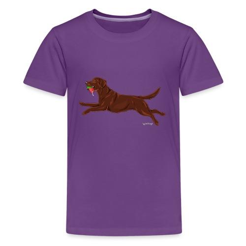 Lab Dami 2 - Teenage Premium T-Shirt