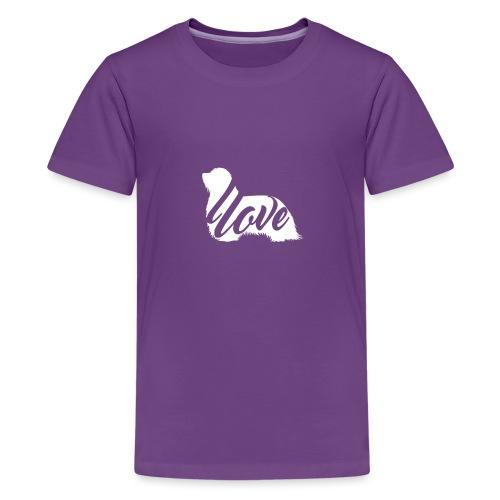 cotondetulearlove - Teenage Premium T-Shirt