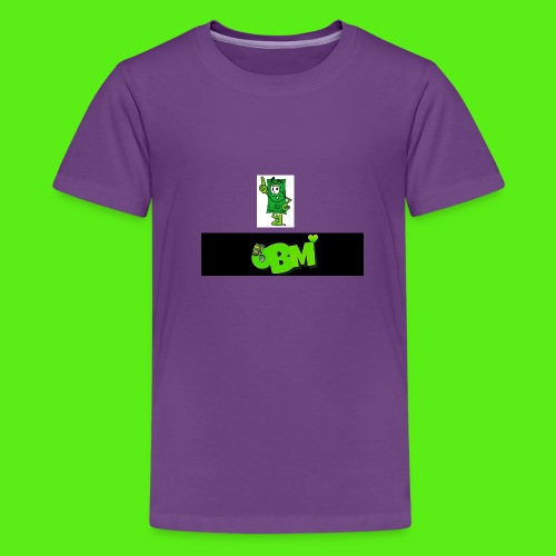 money jpeg - Teenage Premium T-Shirt