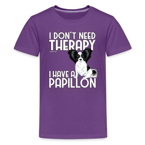 papitherapy - Teenage Premium T-Shirt