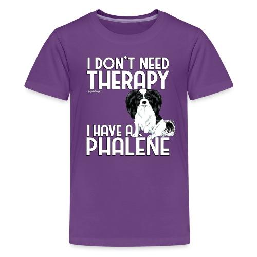 phaletherapy2 - Teinien premium t-paita