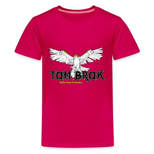 Ostfriesland Häuptlinge Tom Brok - Teenager Premium T-Shirt
