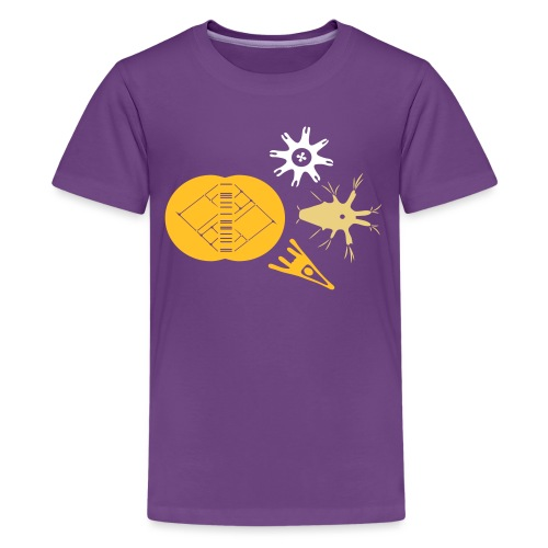 MorphoEvoDevo Special - Teenage Premium T-Shirt
