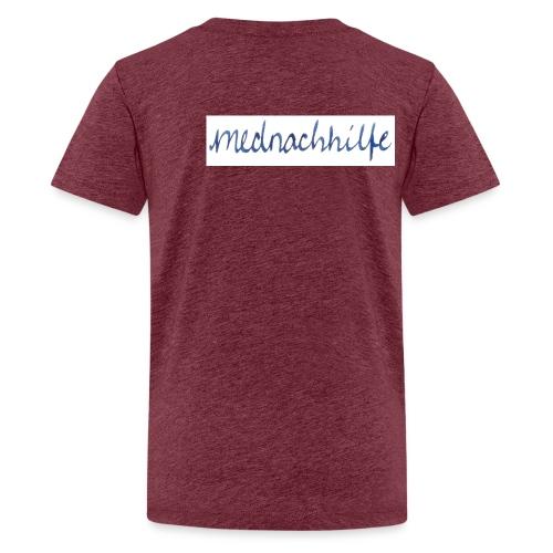Untitled 1 jpg - Teenager Premium T-Shirt