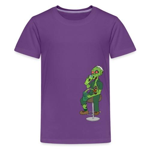 St. Patrick - Teenage Premium T-Shirt