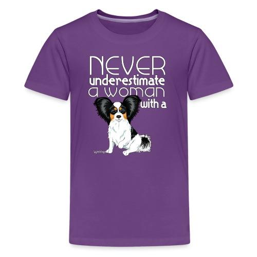papiunderestimate - Teenage Premium T-Shirt
