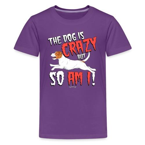 parsoncrazy2 - Teenage Premium T-Shirt