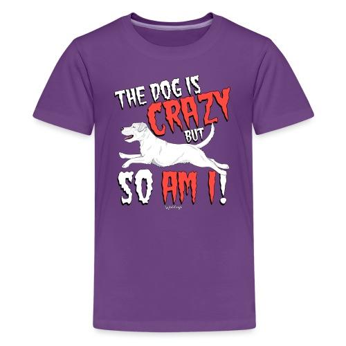 parsoncrazy4 - Teenage Premium T-Shirt