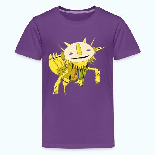 SPIKIE 80s Comic - Teenage Premium T-Shirt