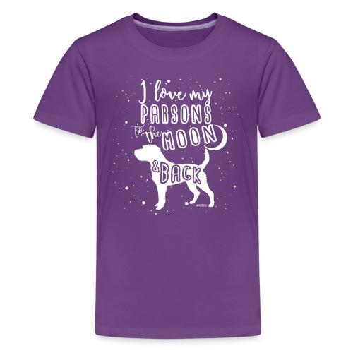 Parson Moon - Teenage Premium T-Shirt