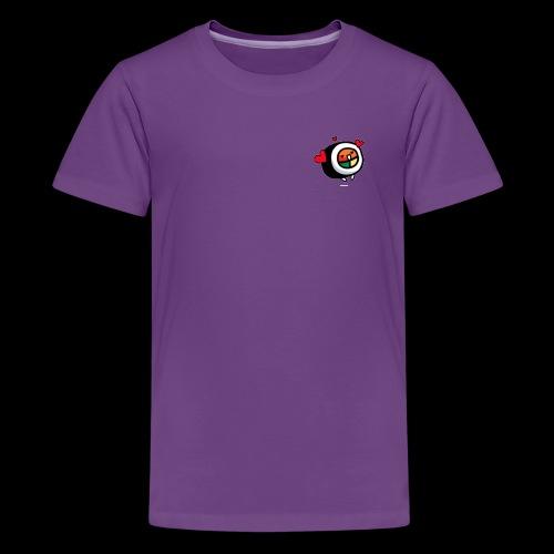 kleine Rolle - Teenager Premium T-Shirt