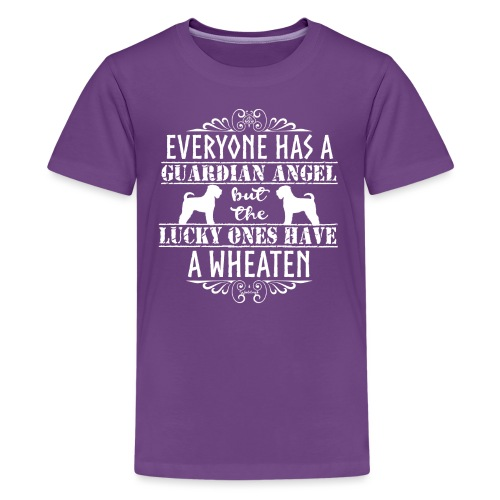 wheatenangels3 - Teenage Premium T-Shirt