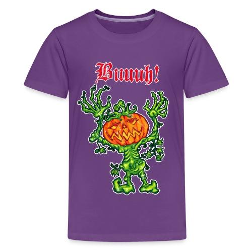 Buh! Halloween - Teenager Premium T-Shirt