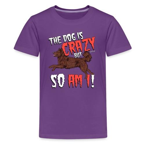 mudicrazy - Teenage Premium T-Shirt