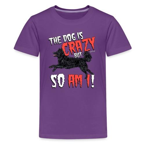 mudicrazy4 - Teenage Premium T-Shirt
