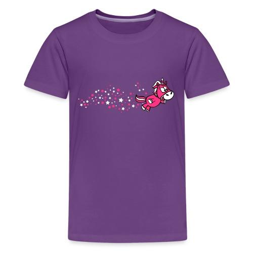 Pferdchen Sternenstaub - Teenager Premium T-Shirt
