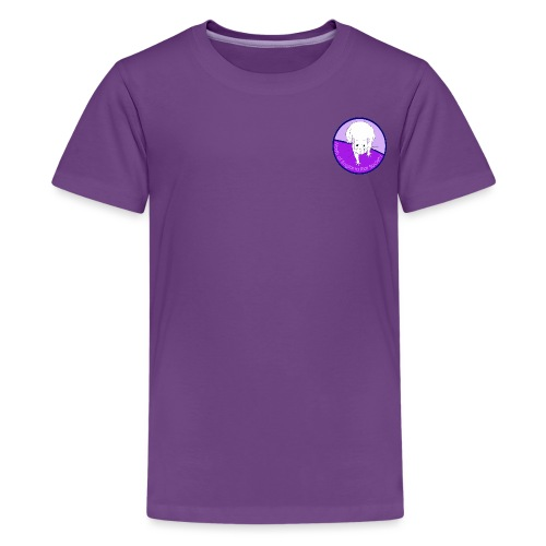 NERS logo - Teenage Premium T-Shirt