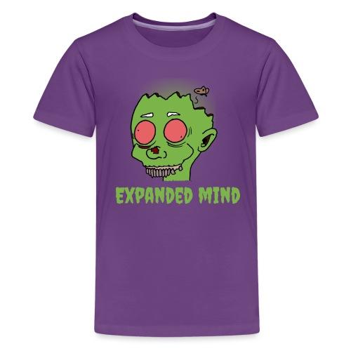 Expanded Mind - Teenage Premium T-Shirt