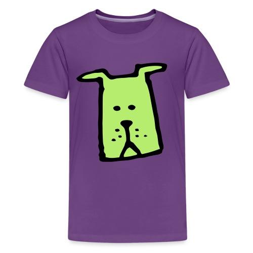 süßer Hund - Design - Geschenk für Kinder - Comic - Teenager Premium T-Shirt