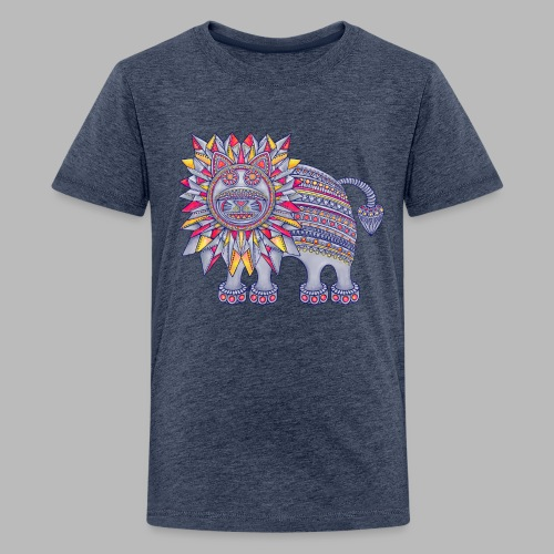 ROAR! - Teenage Premium T-Shirt