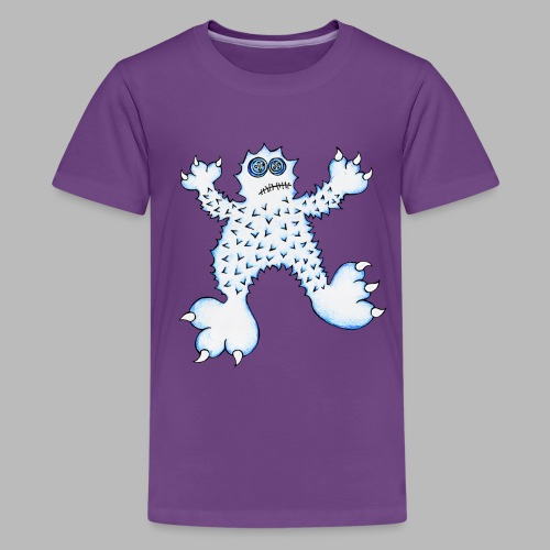 ABOMINABLE! - Teenage Premium T-Shirt