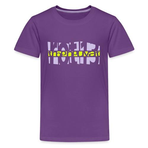 rot13 - 2colors - Teenager Premium T-Shirt