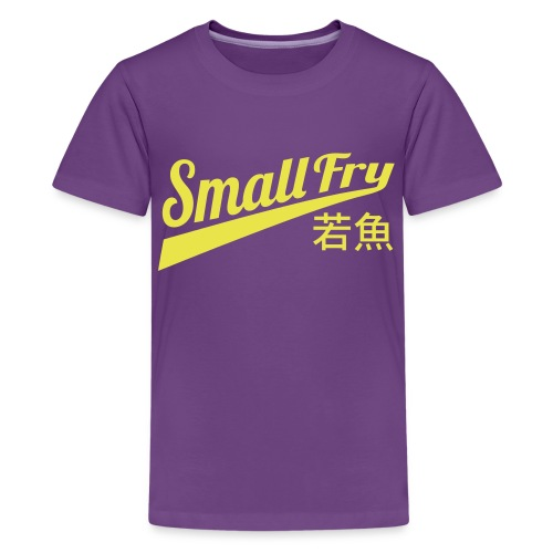 smallfry - Teenage Premium T-Shirt