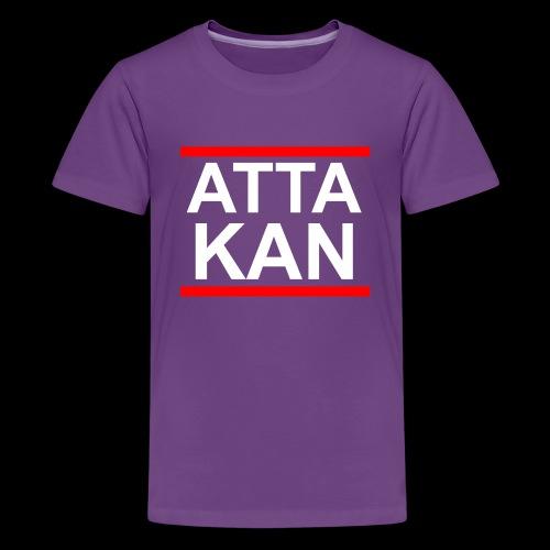 ATTAKAN SHIRT - Teenager Premium T-Shirt