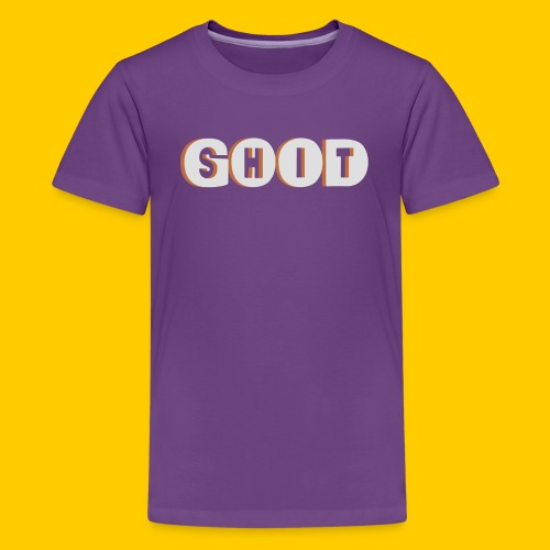 GoodShit - Premium-T-shirt tonåring