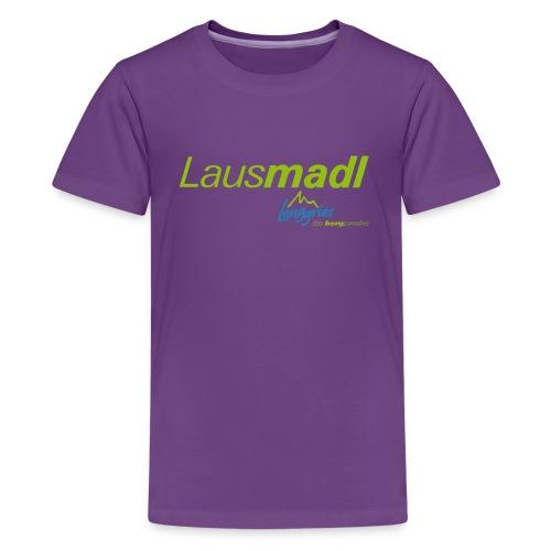 Lausmadl 2 Kinder - Teenager Premium T-Shirt