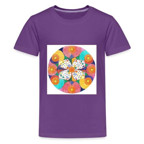 AbunDance - Teenage Premium T-Shirt