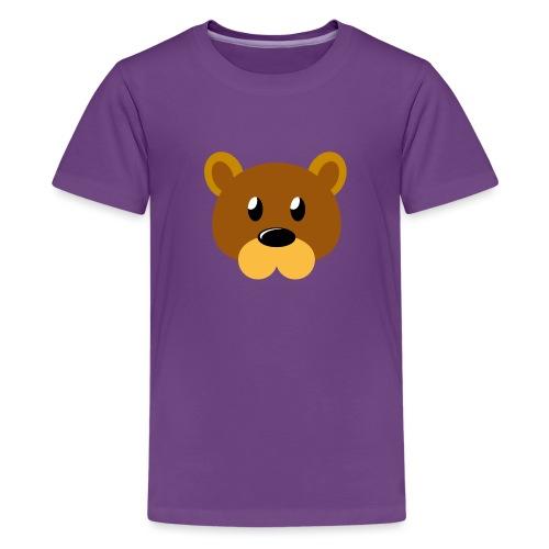 Teddy »Brumm« - Teenage Premium T-Shirt