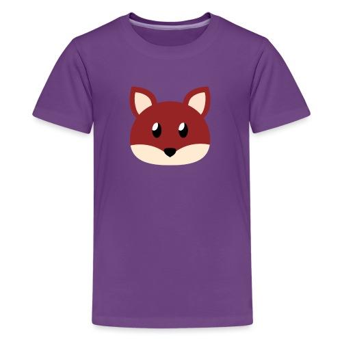 Fuchs »Fiete« - Teenage Premium T-Shirt