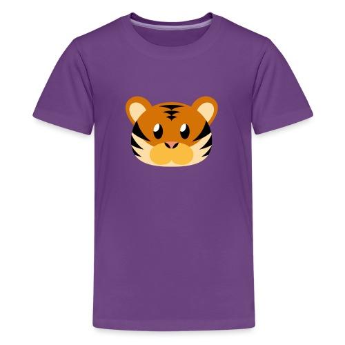 Tiger »Tom« - Teenage Premium T-Shirt