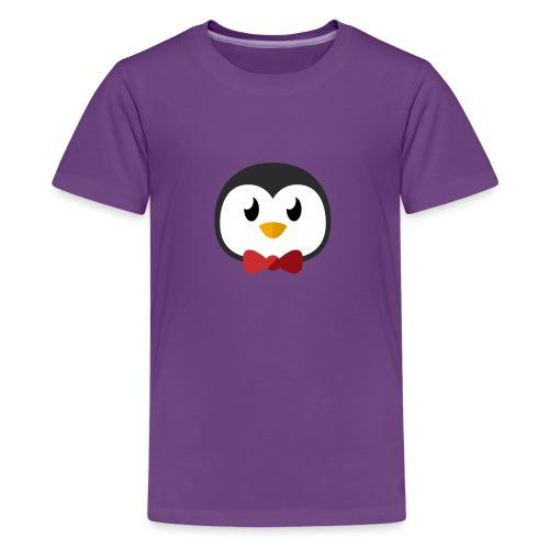 Pinguin »Ping« - Teenage Premium T-Shirt