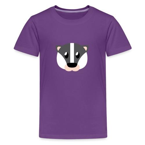 Dachs »Didi« - Teenage Premium T-Shirt