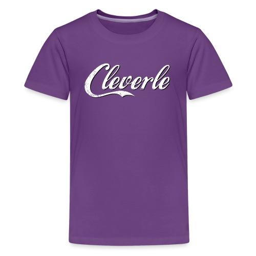 cleverle Taschen & Rucksäcke - Teenager Premium T-Shirt