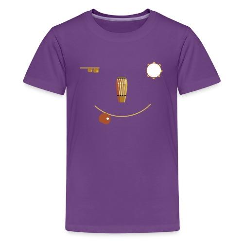 Bateria Alegra - Teenage Premium T-Shirt