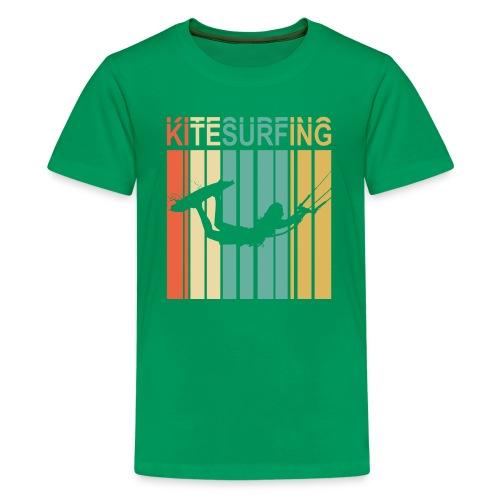 Kitesurfing - T-shirt Premium Ado