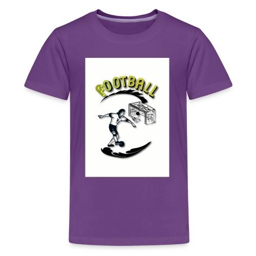 footballdesignx - T-shirt Premium Ado